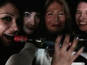 Kuljeet,Kristina,Rhona, Delanne